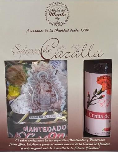 Estuche Sabores de Cazalla c/Clavel